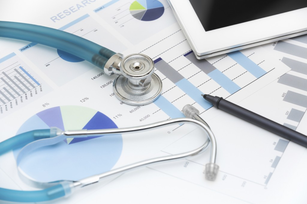 a research on accounting and finance in healthcare