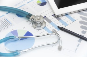 Healthcare financial software