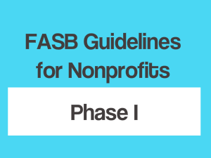 FASB Guidelines