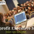 Nonprofit Executive Series Fall and Winter Schedule Announced