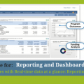 Engaging Employees with Real-time data at a glance: Reporting and Dashboards